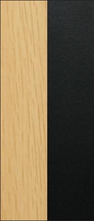 Двухцветные лопасти