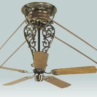 создание потолочных вентиляторов