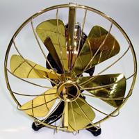 история создания потолочного вентилятора